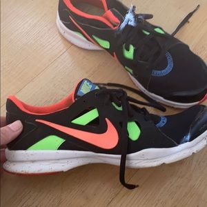 Nike Shoes - Nike Training women's sneakers multi color US 6